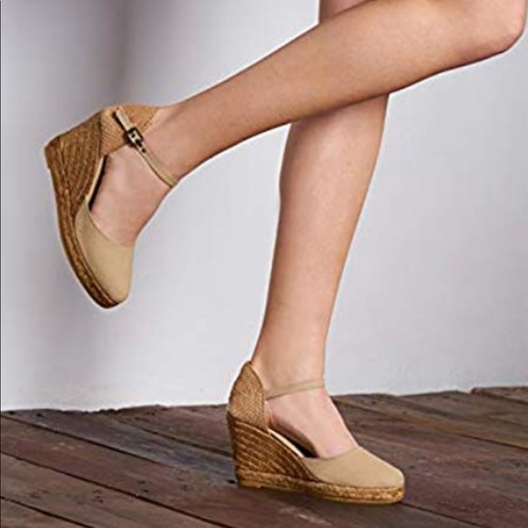 Shoes - Viscata Barcelona Espadrilles Wedge